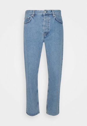 BEN DISTRESSED - Relaxed fit jeans - light blue denim