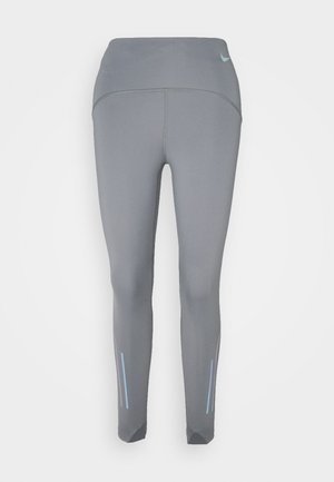 SPEED 7/8 MATTE - Tights - iron grey/gunsmoke