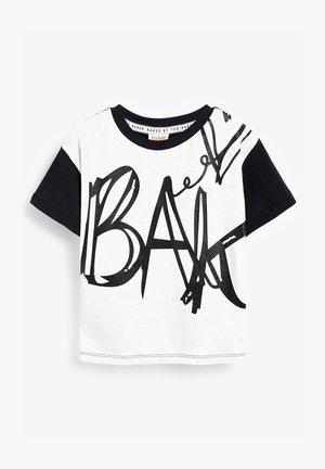 BAKER BY TED BAKER SCRIBBLE - T-shirt print - black