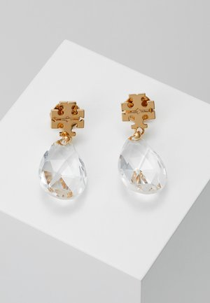 KIRA DROP EARRING - Earrings - tory gold