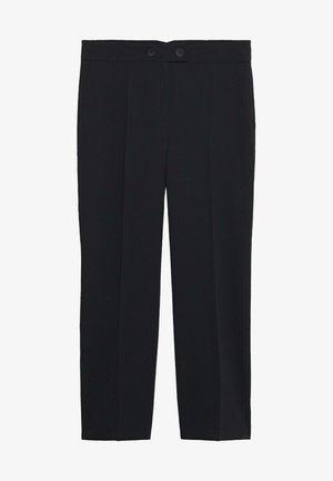 BIMBA - Trousers - zwart