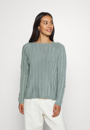 ONLPEPS - Strickpullover - chinois green