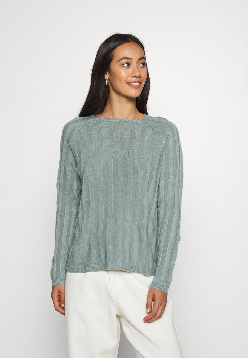 ONLY - ONLPEPS - Jumper - chinois green
