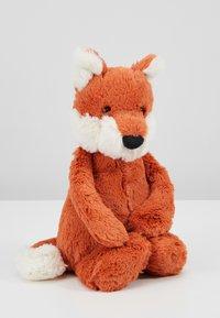 Jellycat - BASHFUL FOX CUB MEDIUM - Plyšák - orange - 5