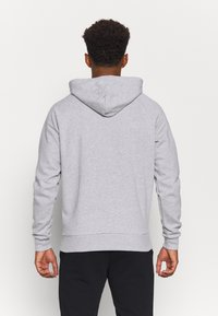 Under Armour - RIVAL  - Bluza z kapturem - mod gray light heather - 2