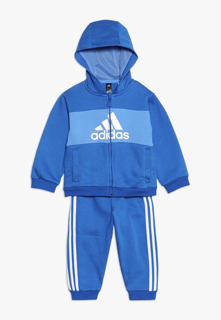 adidas Performance - Tracksuit - blue/white