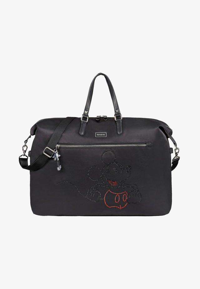 Weekend bag - mottled black