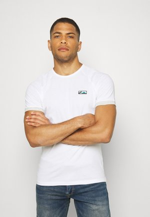 KURZARM - Basic T-shirt - white
