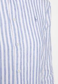 Polo Ralph Lauren - STRIPE LONG SLEEVE - Button-down blouse - white - 7