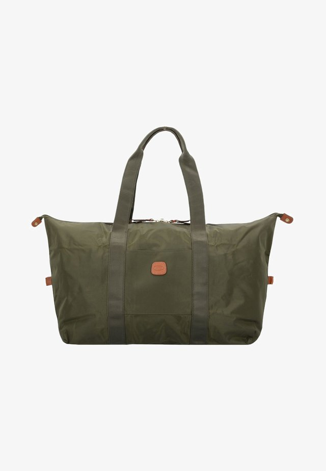Holdall - olive green