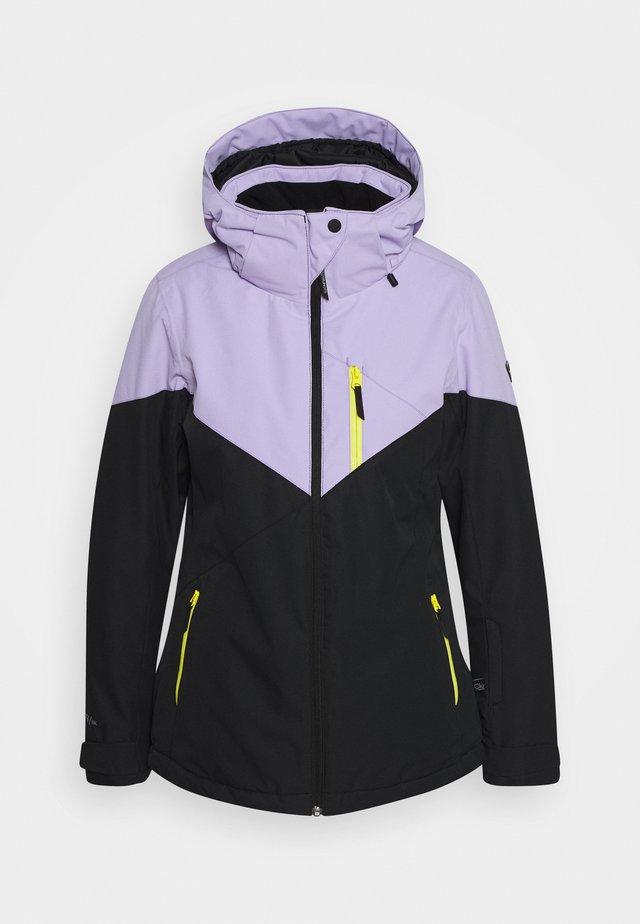 SHEERWATER WOMEN SNOWJACKET - Snowboard jacket - lavender