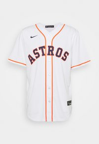 Nike Performance - MLB HOUSTON ASTROS OFFICIAL REPLICA ALTERNATE - Triko s potiskem - white - 4