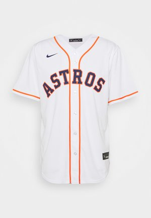 MLB HOUSTON ASTROS OFFICIAL REPLICA ALTERNATE - T-shirt print - white