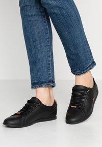 Lacoste - REY LACE - Sneakers - black - 0