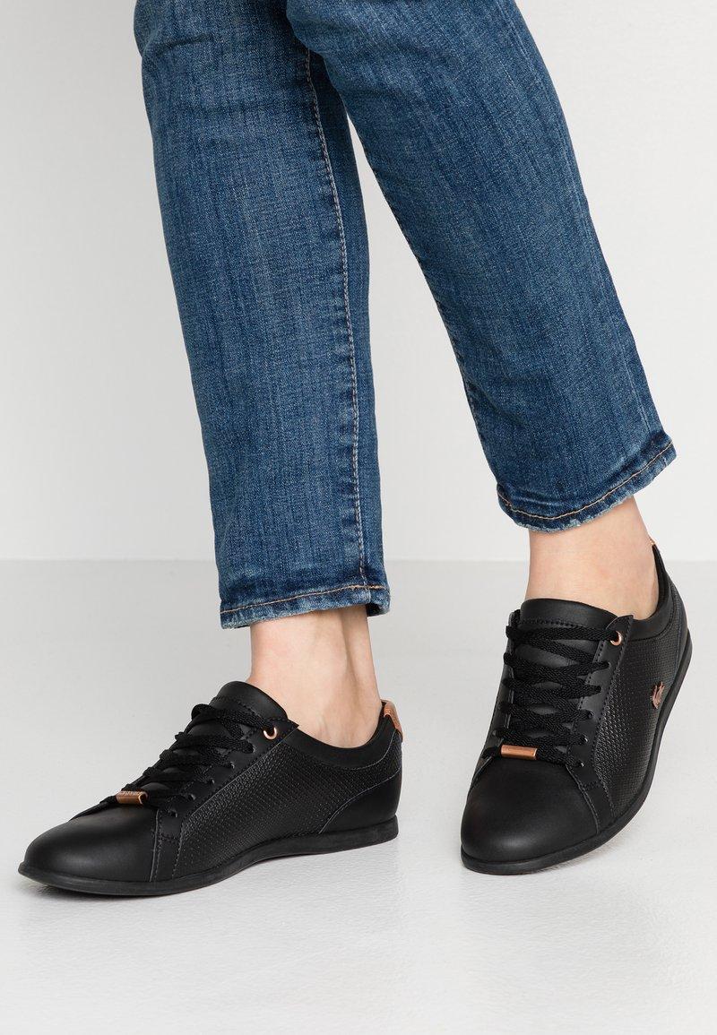 Lacoste - REY LACE - Sneakers - black