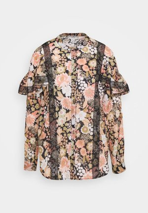 JESSA FRILL SLEEVE BLOUSE - Skjorte - multi-coloured
