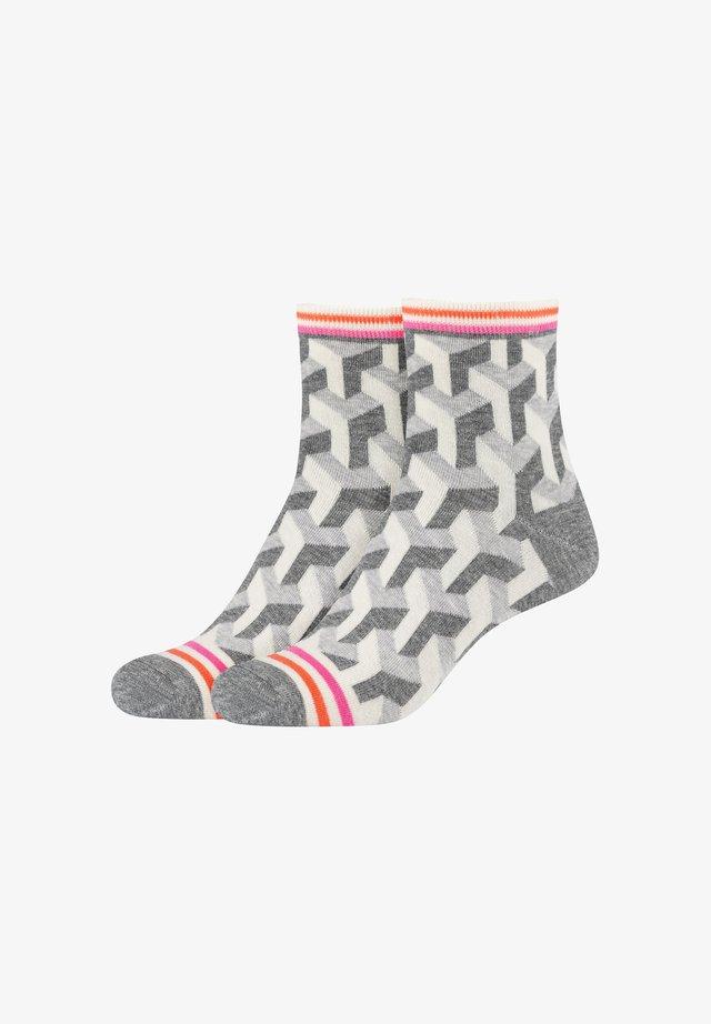 Socks - light grey mix