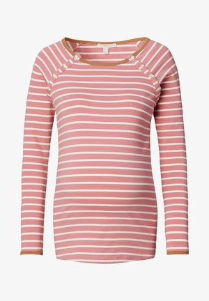 Long sleeved top - rose scent