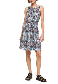 QS by s.Oliver - Day dress - pink aop - 3