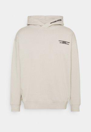 UNISEXHOODY - Sweatshirt - dove