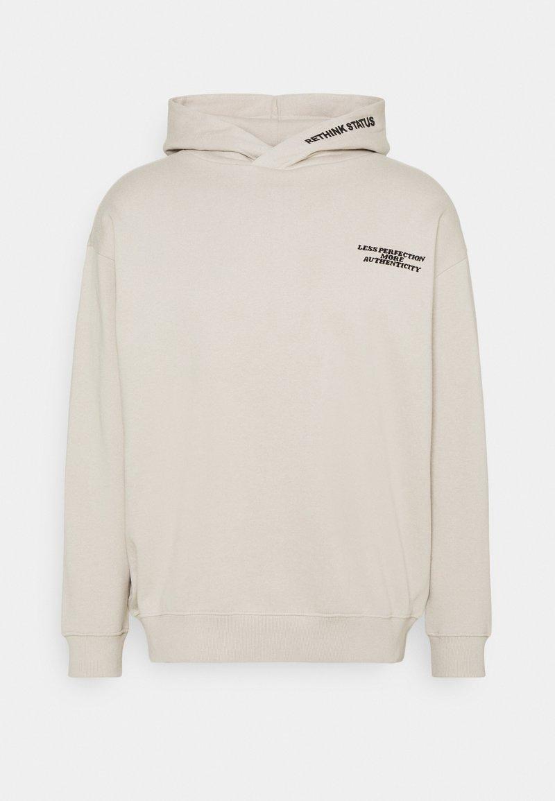 RETHINK Status - UNISEXHOODY - Sweatshirt - dove