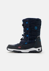 TrollKids - KIDS NORDKAPP WINTER BOOTS UNISEX - Zimní obuv - navy/medium blue - 0