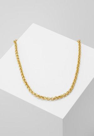 Náhrdelník - gold-coloured
