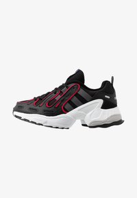 EQT GAZELLE RUNNING-STYLE SHOES - Baskets basses - core black/grey six/energie pink