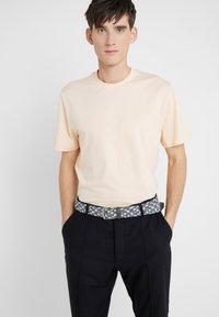 Anderson's - STRECH BELT UNISEX - Braided belt - multicolor - 1