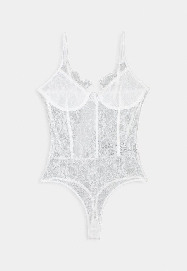 STRAPPY  - Body - white