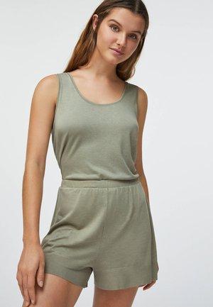 Pyžamový spodní díl - green