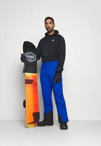 Brunotti - DAMIRO MENS SNOWPANTS - Snow pants - bright blue - 1