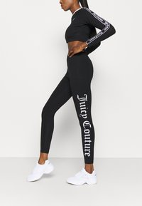 Juicy Couture - CHARLOTTE - Tights - black - 3
