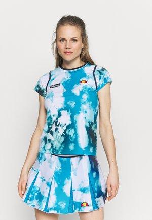 GUSCIO TEE - Print T-shirt - multicoloured