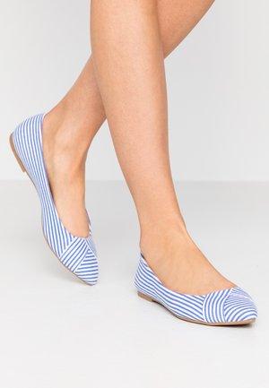 Ballerinat - blue