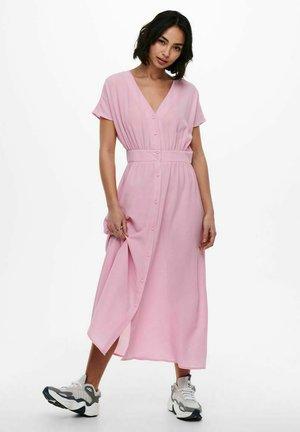 Robe chemise - lilac sachet