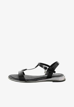ZUGLIO - Sandály - schwarz