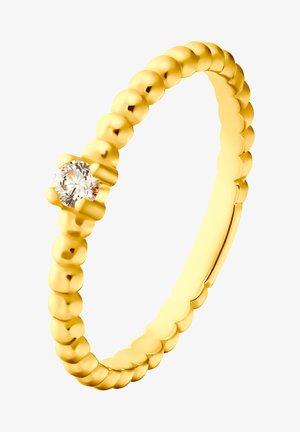 DAMENRING ELIO - Ring - goldfarbend