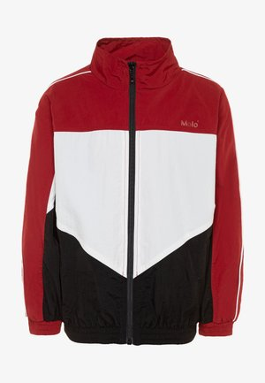 MILLUM - Training jacket - dark red