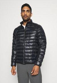 Norrøna - LIGHTWEIGHT JACKET - Down jacket - black - 0