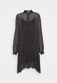 Second Female - KAYLAN DRESS - Denní šaty - black - 0