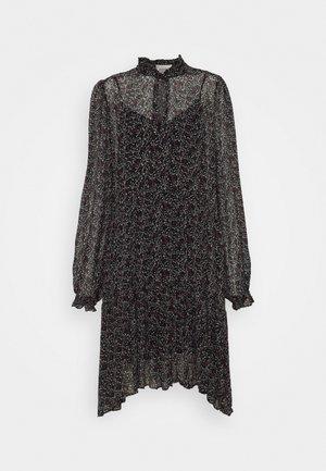 KAYLAN DRESS - Vapaa-ajan mekko - black