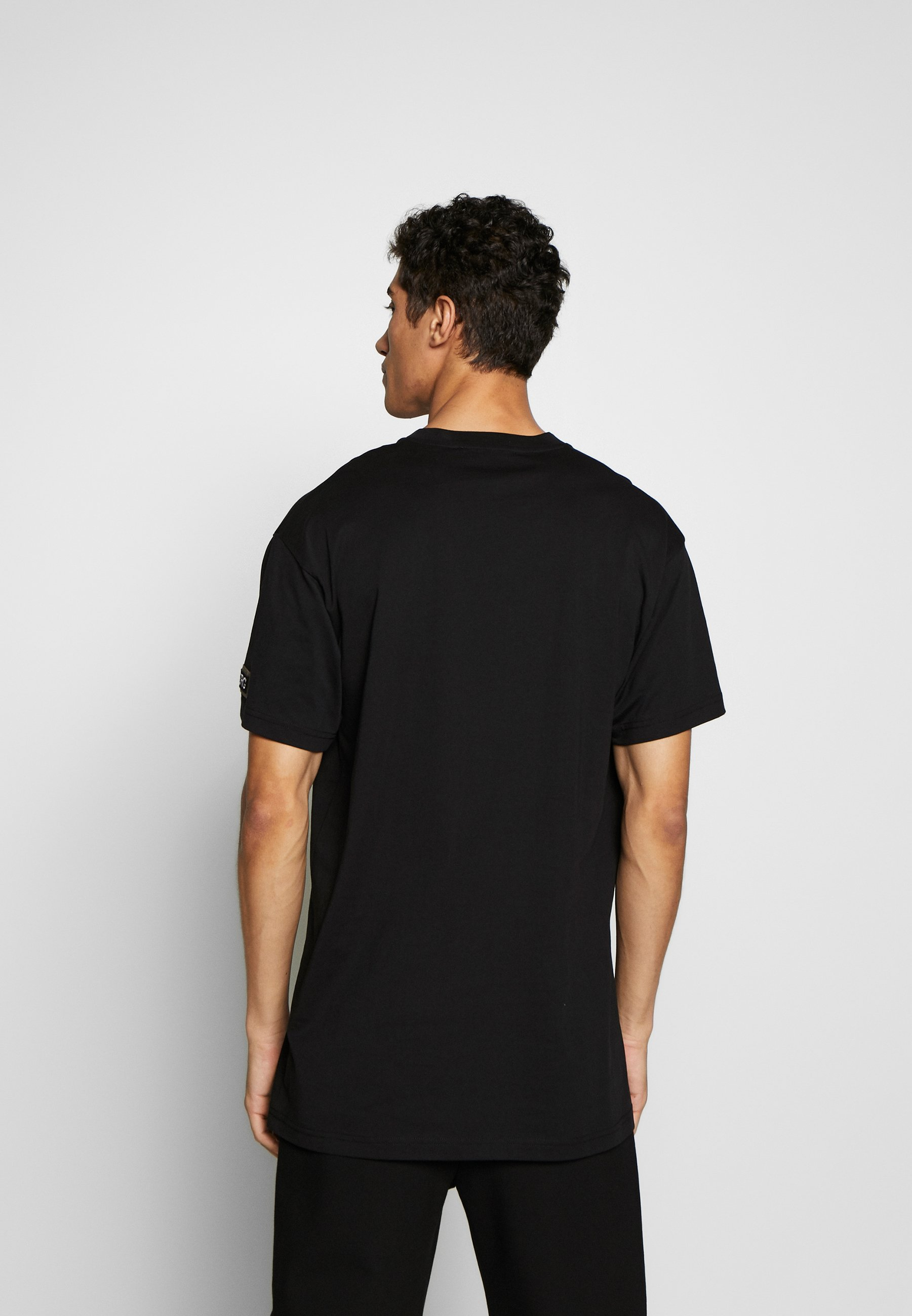 Iceberg OVERSIZE THAT'S ALL FOLKS - T-shirt imprimé - nero
