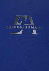 Emporio Armani - Sweatshirt - light blue - 5
