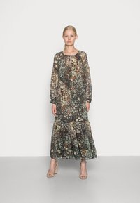 Esprit Collection - Maxi dress - dark khaki - 0