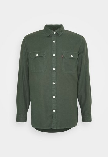 JACKSON WORKER - Overhemd - dark green