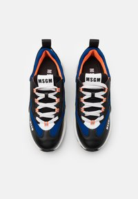 MSGM - UNISEX - Trainers - blue/black - 3