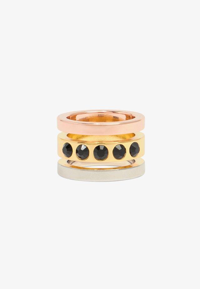 Ring - multigold