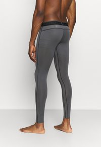 Nike Performance - Tights - iron grey/black - 4