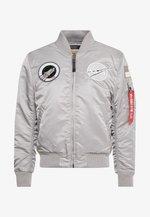NASA - Bomberjacks - silver